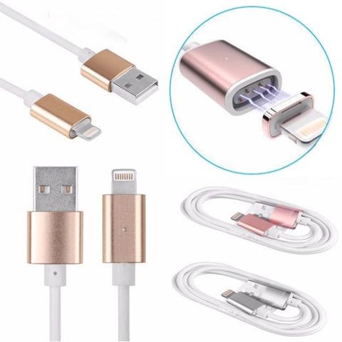 Magnetic Micro USB Charger for iPhone & Android