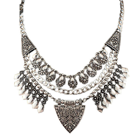 Bohemia Vintage Necklace