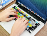 Photoshop Shortcuts Keyboard Cover for Macbook/Apple Keyboards (60% OFF)