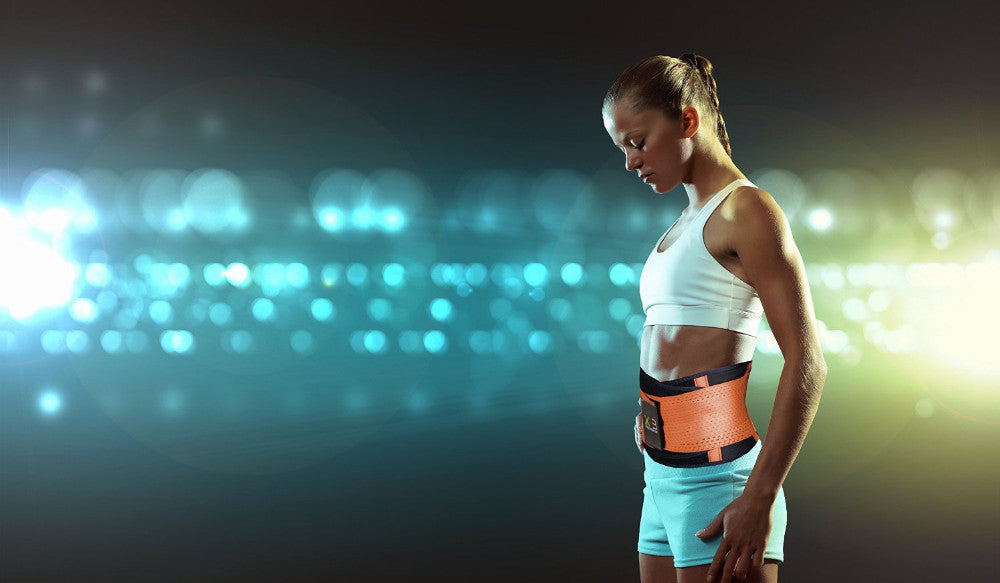 43a6023b5a9 FOR MEN AND WOMEN  The Xtreme Power belt was designed for both men and  women wanting a more toned abdominal section.
