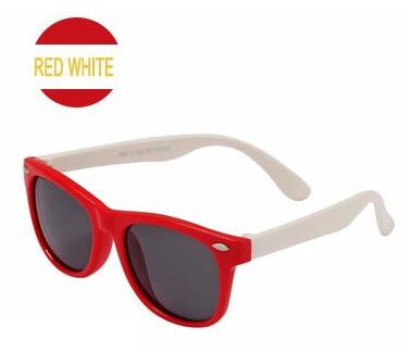 Kids Flexible Polarised Sunglasses