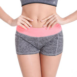 GemActiv Side Pocket Yoga Shorts