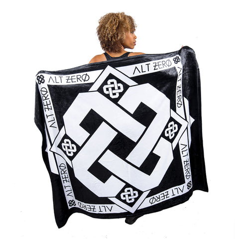 Alt Zero - Fleece Blanket