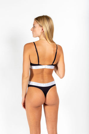Statement g-string BLACK