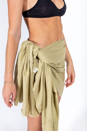 Multiple use sarong