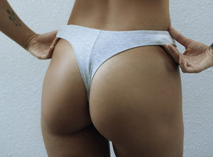a.m cotton brazilian bottom GREY