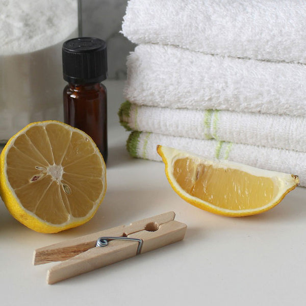 How to Remove Sweat Stains - Lemons