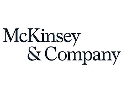 Ejis is trusted by men who work at McKinsey & Company.