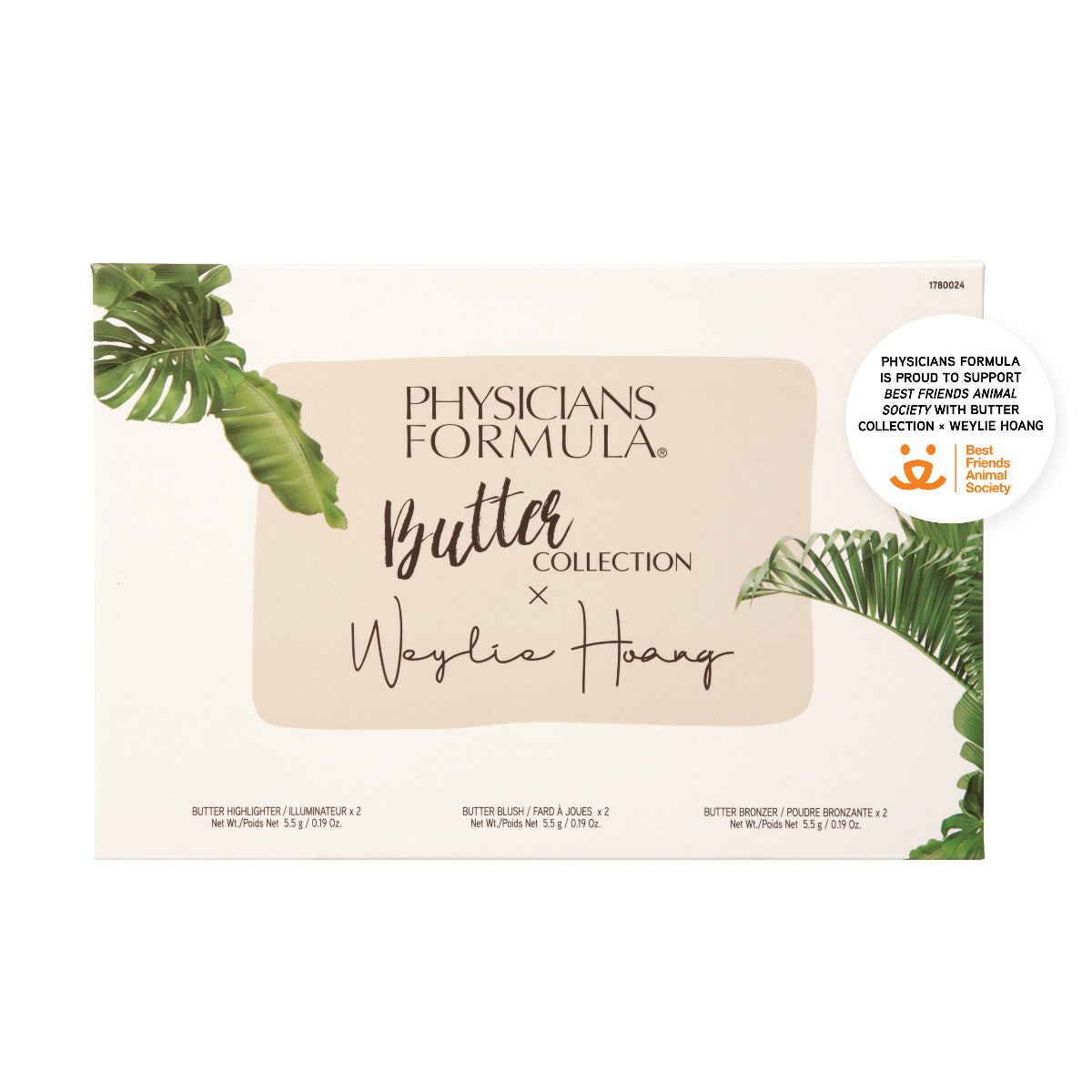 Physicians Formula x Weylie Hoang - Palette