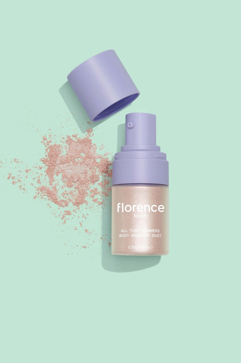 Florence by Mills - All That Shimmers Body Highlight Dust