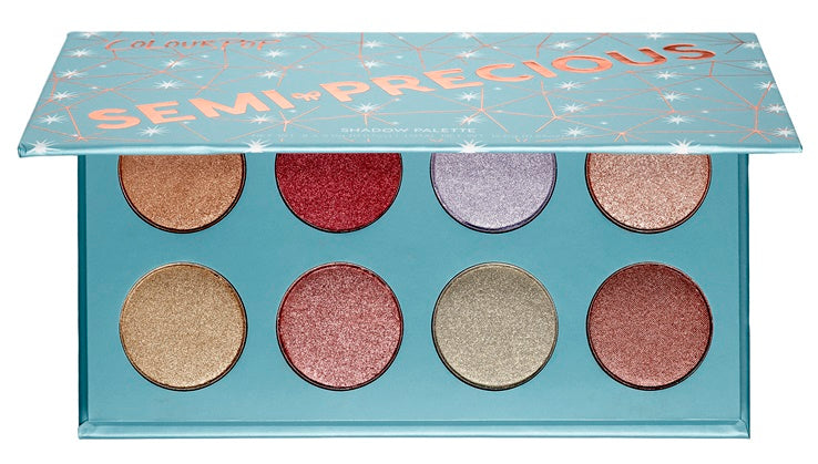 ColourPop - Semi Precious Shadow Palette