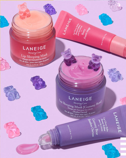 Laneige - Lip Glowy Balm Gummy Bear