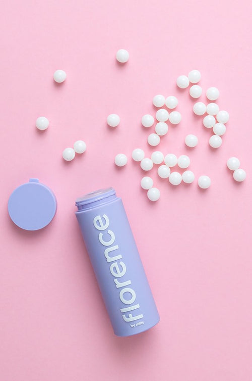 Florence by Mills - Hit Reset Moisturizing Mask Pearls