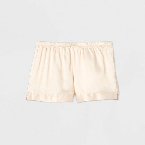 Stars Above™ - Women's Satin Pajama Shorts