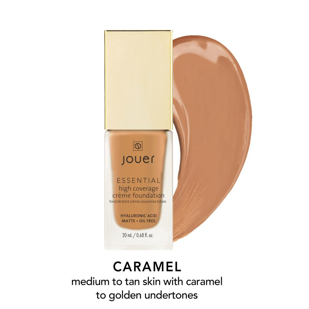 Jouer - Essential High Coverage Crème Foundation