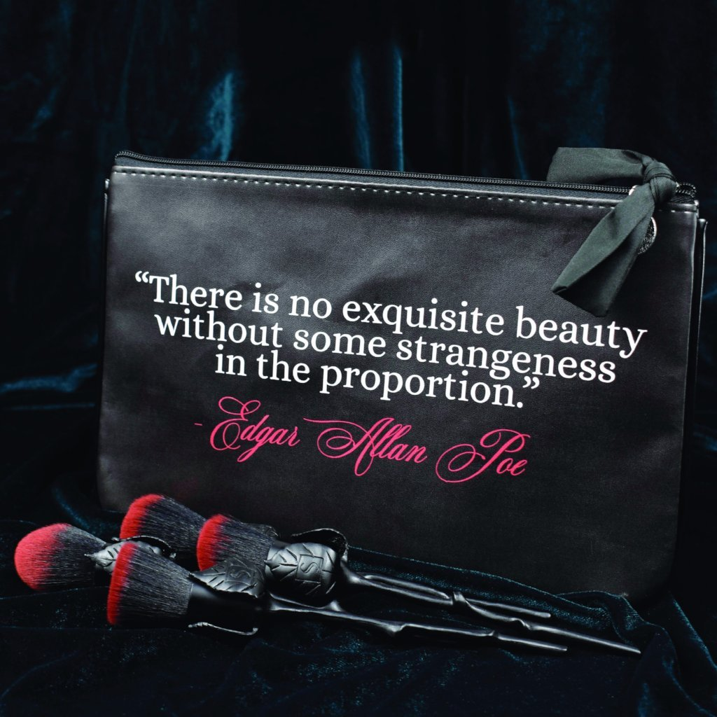 Storybook Cosmetics - Roses are Black Brushes