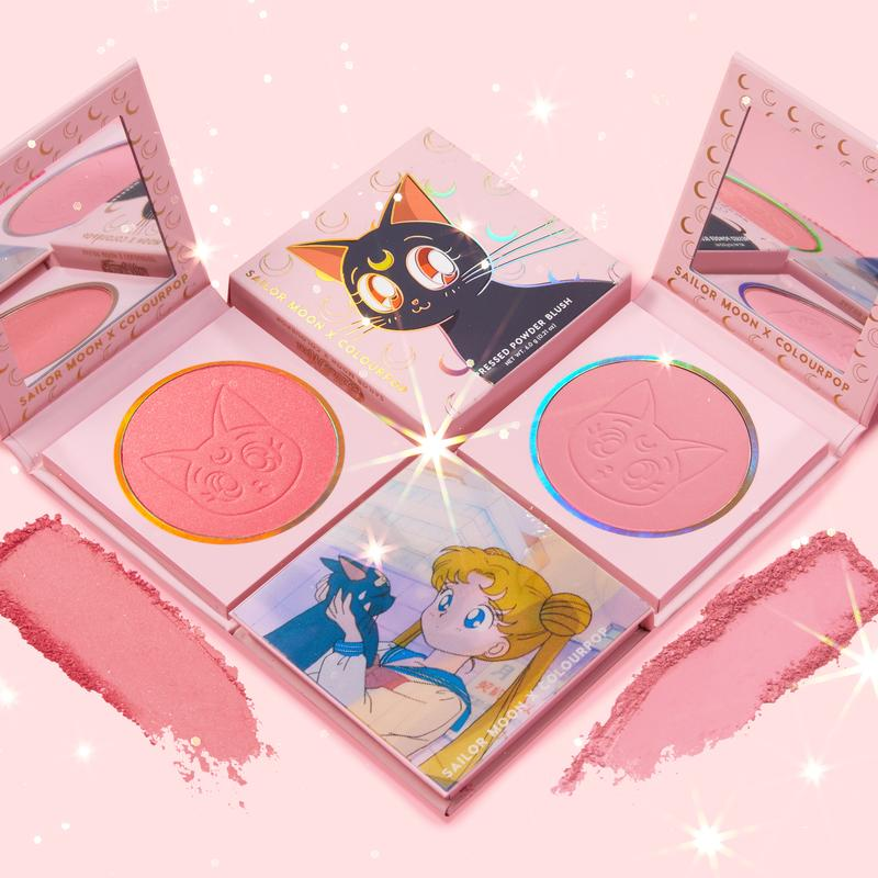 Colourpop x Sailor Moon - Cat's Eye