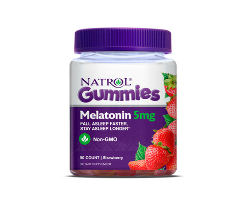 Natrol - Melatonin Gummies 5mg