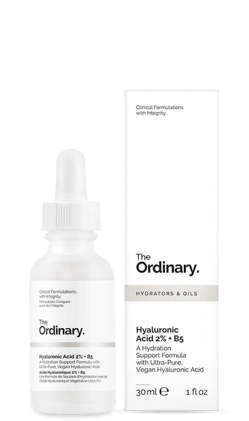 The Ordinary - Hyaluronic Acid 2% + B5