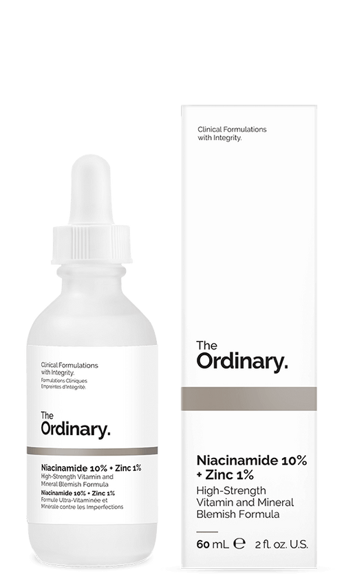 The Ordinary - Niacinamide 10% + Zinc 1%