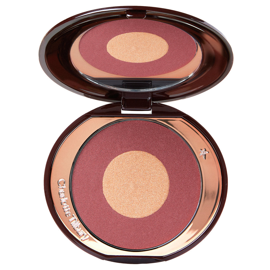"Charlotte Tilbury - Cheek to Chic ""Walk of No Shame"""