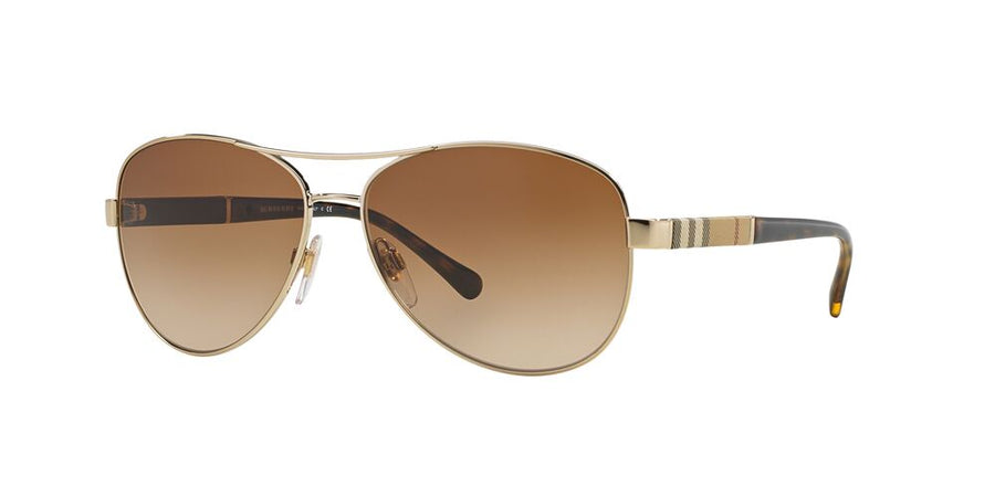 Burberry 3080 Light Gold