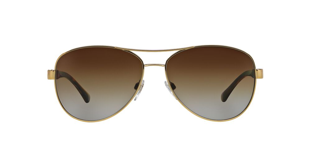 Burberry 3080 Light Gold Polarized