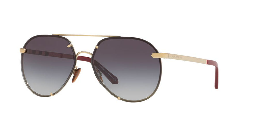 Burberry 3099 Light Gold
