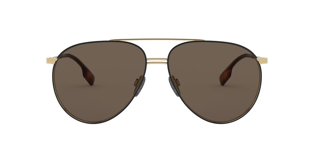 Burberry 3108 Gold/Matte Black