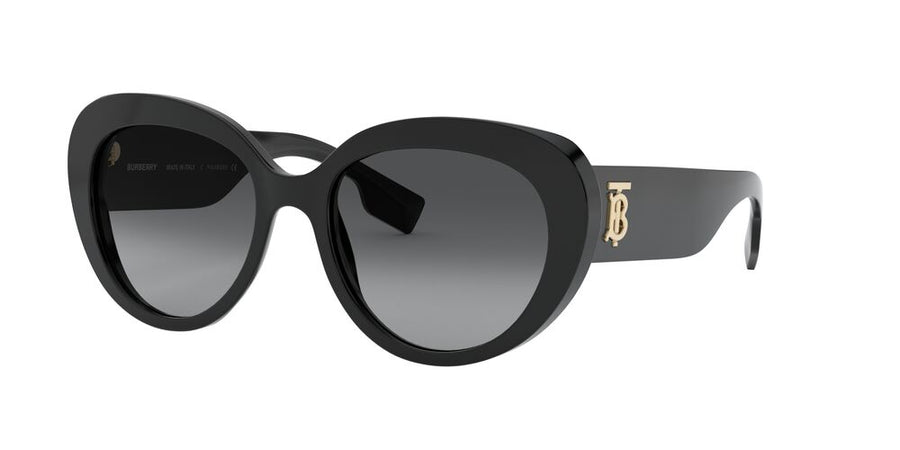 Burberry 4298 Black Polarized