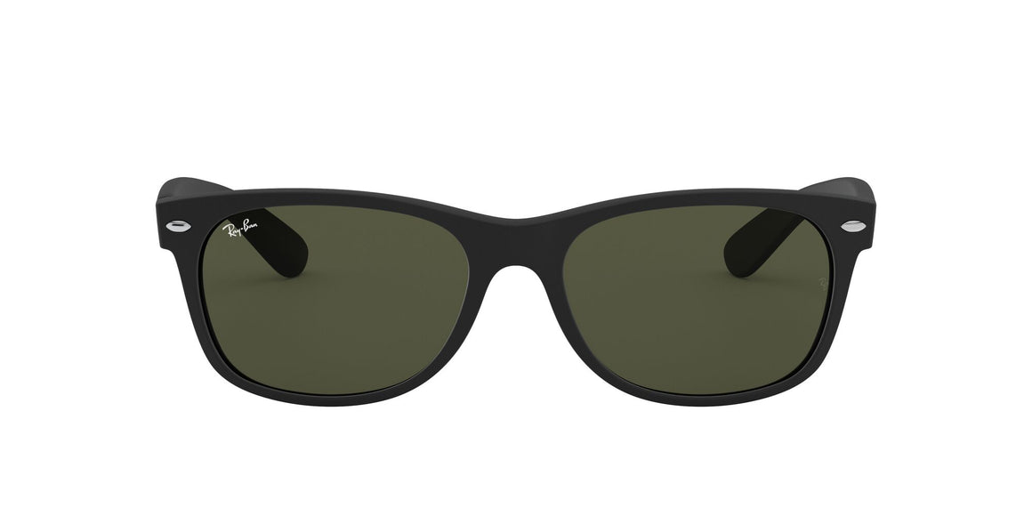 Ray-Ban 2132 New Wayfarer Black Rubber