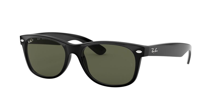 Ray-Ban 2132 New Wayfarer Black Polarized