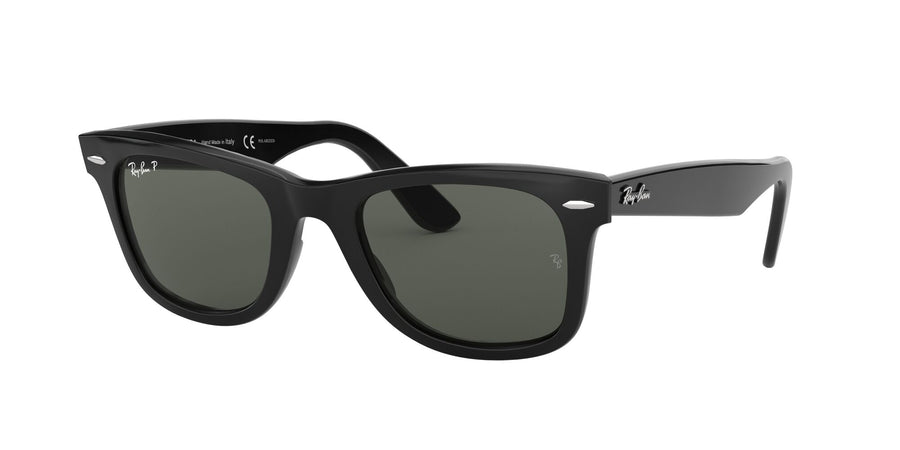 Ray-Ban 2140 Wayfarer Black Polarized