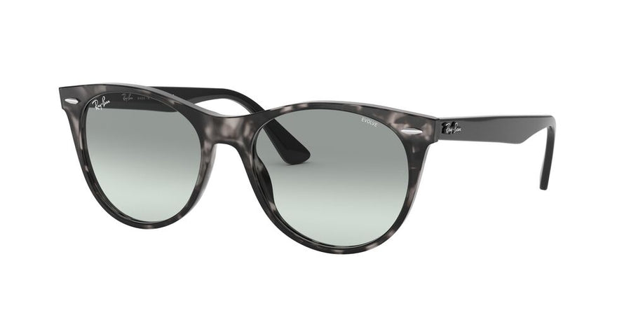 Ray-Ban 2185 Wayfarer II Grey Havana Photochromic