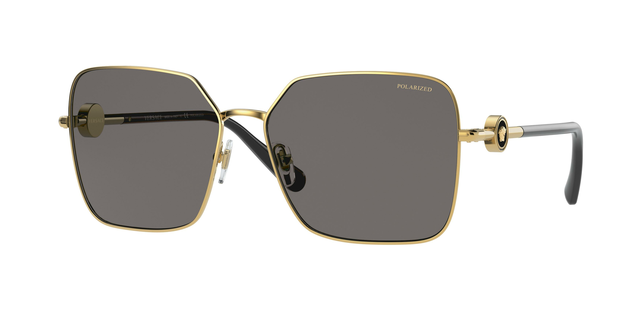 Versace 2227 Gold Polarized