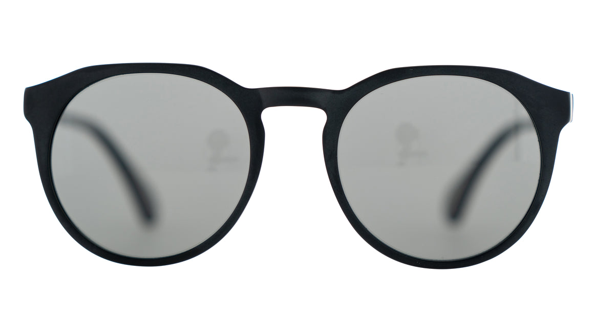 Bask Sheyd Matte Black Polarised