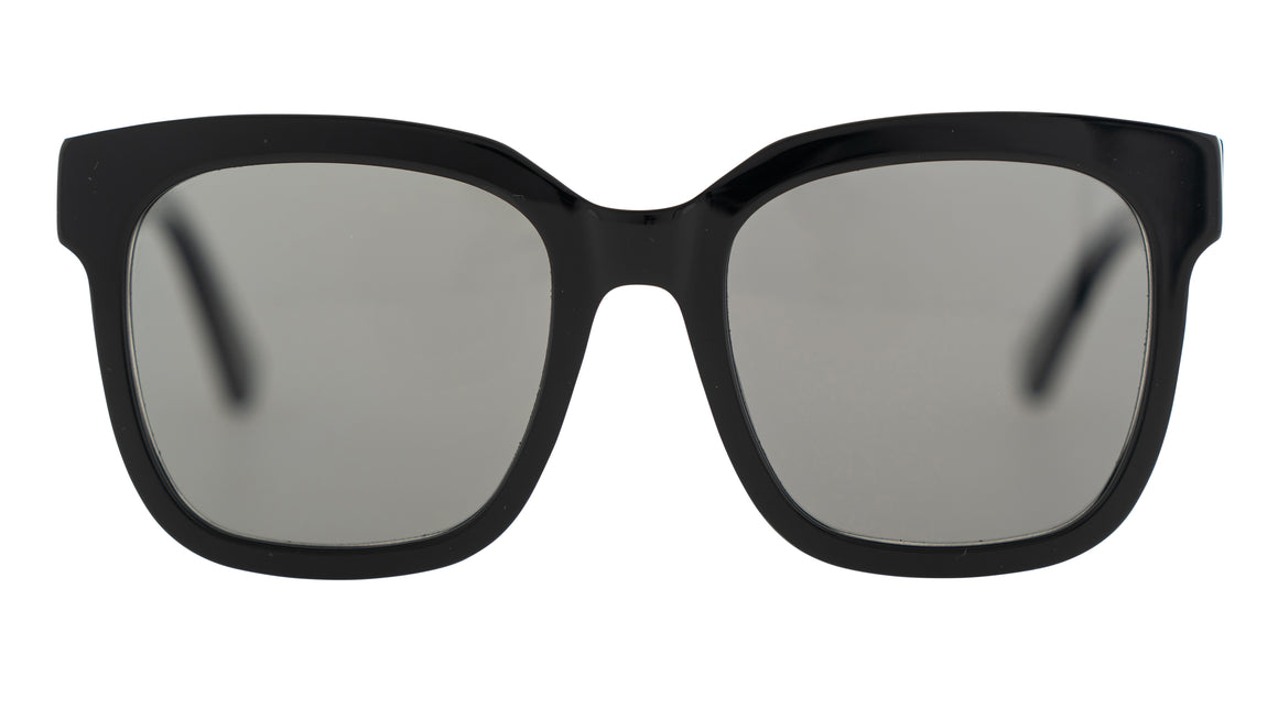 Bask Laze Black Polarised