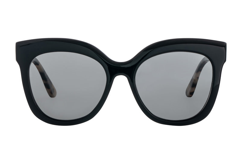 Bask Luna Black/Beige Polarised