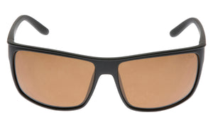 Ugly Fish Basic Polarised Matte Black and Brown