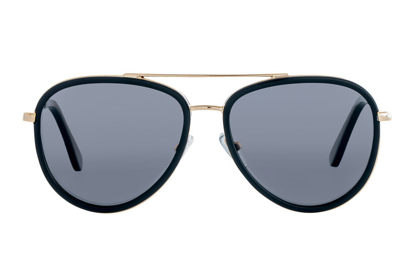 Bask Palm Black Polarised