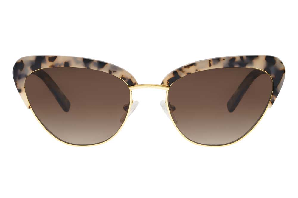 Bask Peggy Beige Tort Polarised