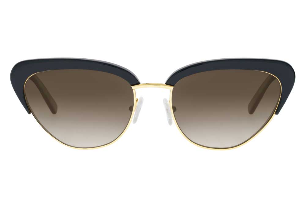 Bask Peggy Black Polarised