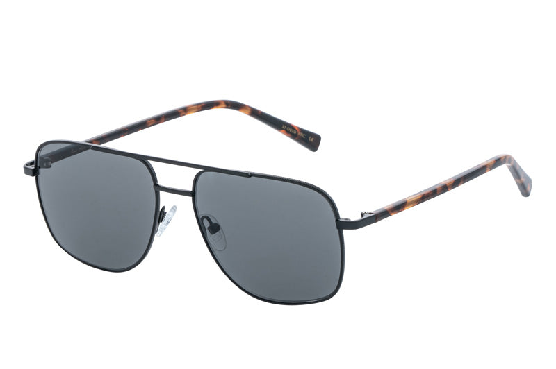 Bask Ryse Black Polarised