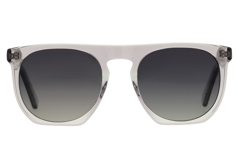 Bask Swell Crystal Grey Polarised