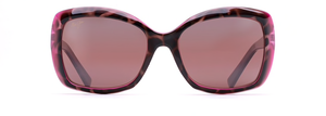 Maui Jim Orchid Tortoise with Raspberry