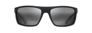 Maui Jim Byron Bay Matte Black