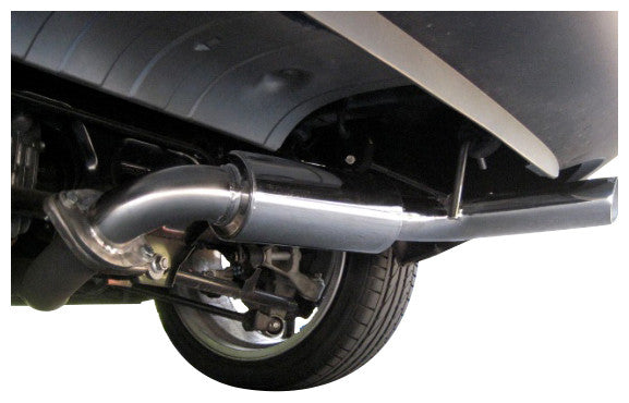 Heard But Unseen....RoadsterSport RACE MX5 Muffler