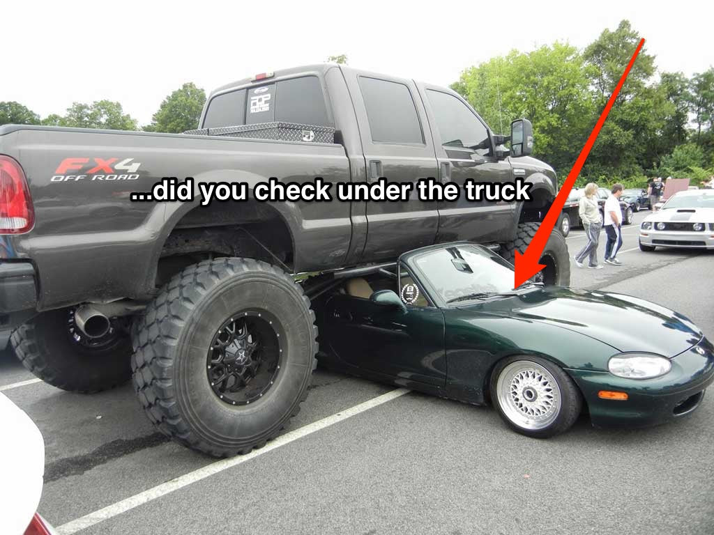 How to: The essential guide to MX-5 parking
