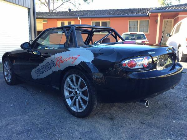 MX5 Race Car