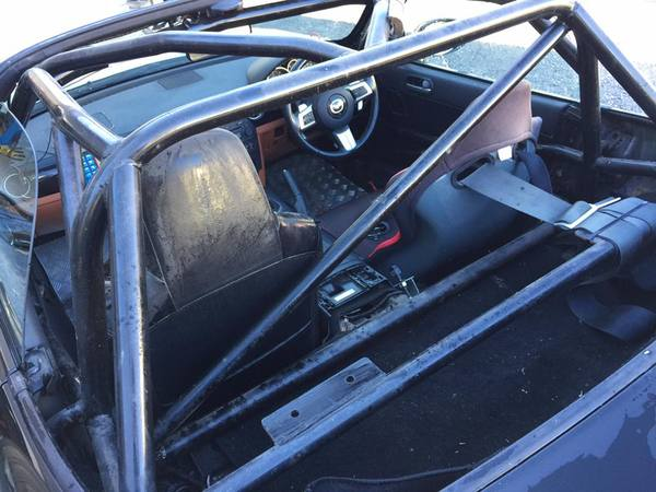 MX5 Race Car Cage